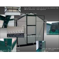China 4mm-10mm twin wall polycarbonate sheet for greenhouse usage on sale