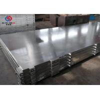 Quality 4x8ft  Carbon Steel Precision Machined Hot Press Plates for sale