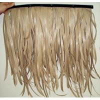 Quality PE/PVC synthetic thatch for sale