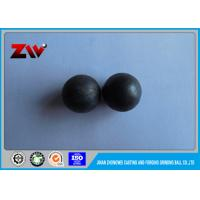 Quality High Chrome Cr 1-20 Casting Iron Balls for ball mill and cement plant for sale