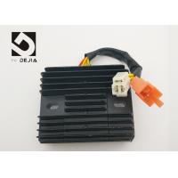 Quality 6 Wire Universal Voltage Regulator Rectifier For LF400 FL200 CG200 ZS200 CF 250 400 for sale