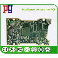 China KB TG150 Multilayer FR4 PCB Board , FR4 Printed Circuit Board LF HASL 4 Layer on sale