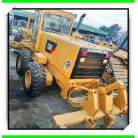 Quality 2010 140h USA Used motor grader caterpillar america second hand grader for sale ethiopia Addis Ababa angola for sale