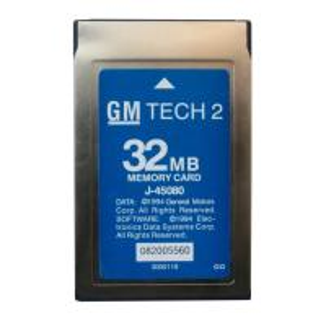 Quality 32MB Card For GM TECH2(GM,OPEL,SAAB,ISUZU,SUZUKI,Holden) for sale
