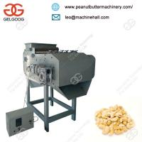 Quality High Output low Price Automatic Cashew Nut Shell Cutting Removing Machine for sale