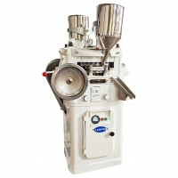 Quality ZP33 Automatic Tablet Press Machine For Herb Candy salt Pharmaceutical tablet compression machine for sale