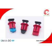 Quality Glass-Filled Nylon PA Miniature Safety Multifunction Electrical Circuit Breaker Lockout & Tagout for sale