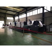 Quality Automatic Roll To Roll Offset Printing Machine / Roll To Roll Label Printing Machine for sale