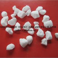 Quality White tabular alumina sintered tabular alumina TA for refractory 99.2%aluminum oxide for sale