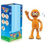 Buy Wholesale Intelligent Talking ROBY Robot Toys With Dancing And Repeat Talking Toy at wholesale prices