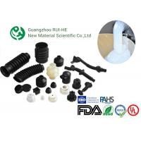 RH6250-30YH Two Part Liquid Silicone Rubber Good Transparency For Injection Equipment