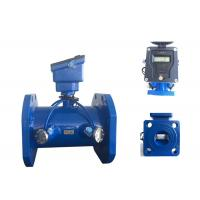 China IP68 Design Ultrasonic Water Meter Pulse M-Bus RS485 Modbus Support Optical on sale