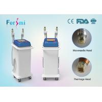 Quality 5MHZ Fractional RF Microneedle Machine with two working mode: MFR SFR for sale