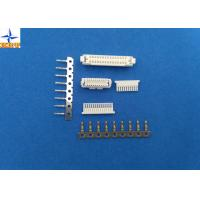 Quality Signal Connector SSHL Contact, 1.00mm Pitch SSHL Crimp Terminals for AWG#32 To 28 Wires for sale