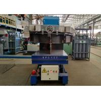 Quality Remote Control Electric Lift Cart , 25T Material Transport Equipment With Operate Platform for sale