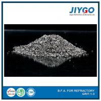 Quality Jiygo Brown Fused Alumina  Refractory Material  brown fused alumina brown aluminum oxide brown corundom powder grinding for sale