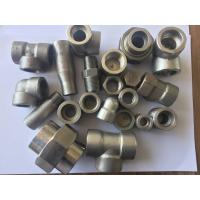 Quality Super Duplex Stainless Steel 2507 1.4410 ASTM A182 F53 S32750 Pipe Fittings for sale