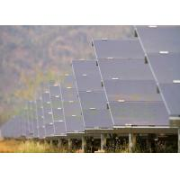 Quality Exclusive Corrosion Resistant Ground Mount Solar Panel Racking Systems for sale