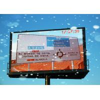China SMD 3 In 1 IP65 Outdoor LED Digital Billboards , P10mm LED Advertising Screens on sale