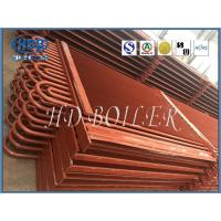 Quality Heat Exchanger U Bendings Boiler Economizer System Squeezing Small Radius Wide Range for sale