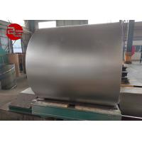 Quality Z30 / Z275 Zinc Coated Iron Sheet Galvanized Steel Roll For Roofing Sheets for sale