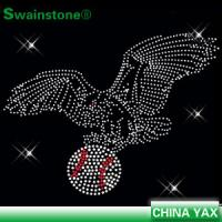 Quality Eagle rhinestone transfer pattern, professional transfer pattern rhinestone factory, whol for sale