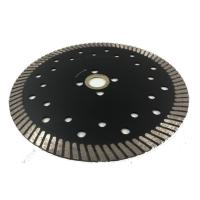 Quality 5 Diamond Cutting Blade Turbo For Cutting Granite Stone Marble Concrete Masonry for sale