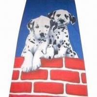 Quality Beach Towel, Made of Soft Fabric, Various Designs and Colors are Available for sale