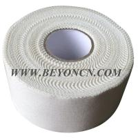 China Breathable Sports Strapping Tape Minimize Skin Allergy , Cotton Adhesive Tape on sale
