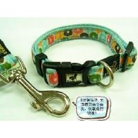 Quality Dog Collar and Leash (A0321) for sale
