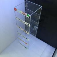 Quality Wholesale acrylic display case acrylic mobile phone display stand for sale