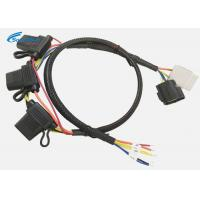 Quality Complex Custom Made Automotive Wiring Harness Bare Copper With Inline Screw 30A Fuse Holder for sale