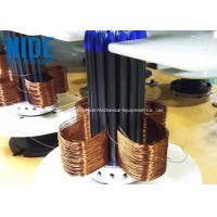 China Middle Automatic Motor Winding Machine  / 4 Pole Stator Coil Winding Equipment on sale