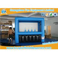 China Customized Hoverball Inflatable Archery Tag Target Inflatable Sports Arena on sale