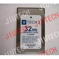 Quality V11.610 ISUZU TECH 2 Diagnostic Software 32MB Cards Support Tech2 Hardware GM Tech2 Scanner for sale