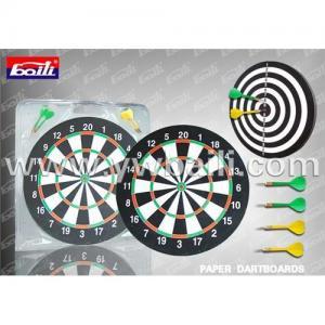 China Paper  dartboard on sale