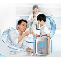 Buy cheap 2017 alkaline water ionizer with 9999liter inner filter with touch control with voice and 100% kangen water outlet from Wholesalers