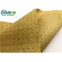 Quality Three Layers Waterproof PP Spunbond Non Woven Fabric Hospital Covering Fabric Anti Liquid for sale