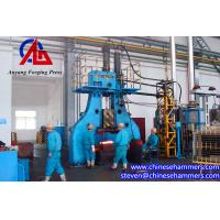 Quality 1Ton Hydraulic Open Die Forging Hammer for sale