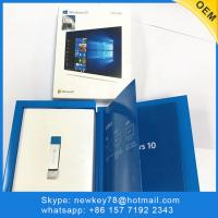 Quality Win 10 Home 32/64 Bit Box Pack License Key Usb Operating System Software for sale