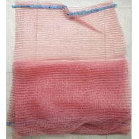 Quality Material Pe Reusable Mesh Produce Bags , Tubular Knitted Plastic Mesh Sleeving for sale