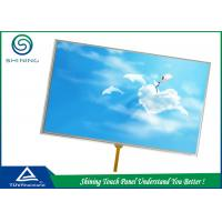 Quality LCD Module Car Touch Panel Resistive 4 Wire For Vehicle GPS Navigation for sale