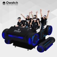 Quality Owatch-Hot selling Arcade Six Person Family Cinema Virtual Reality Experience For Amusement Park for sale