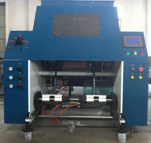 China Automatic Multistation Stretching Film Rewinding Machine on sale