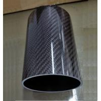 Quality carbon fiber tubular products manufacture carbon fiber pole producer carbon fiber rod supplier in China for sale