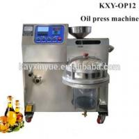 Quality german standard sesame oil pressing machine / soybean oil machine price sea coconut temperature heater for sale