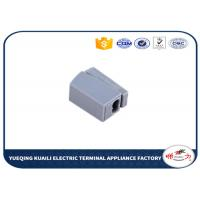 Quality Push wire electrical Quick Connect Wire Terminals for Junction for sale