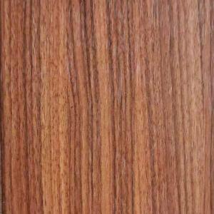 Quality Fire Proof 4mm Wood Grain Aluminum Composite Panel B1 Grade Dark Indoor Decoration for sale