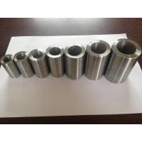 China Rebar Splicing Reinforcing Bar Couplers Reinforced Connecting Sleeve For Cable Connecting on sale