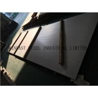 China Custom 2205 Duplex Stainless Steel Sheet Corrosion Resistance NO.1 2B on sale